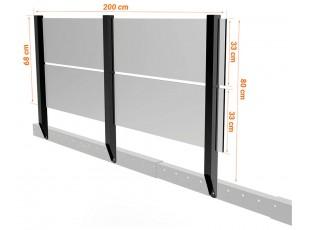 Panel Railing S