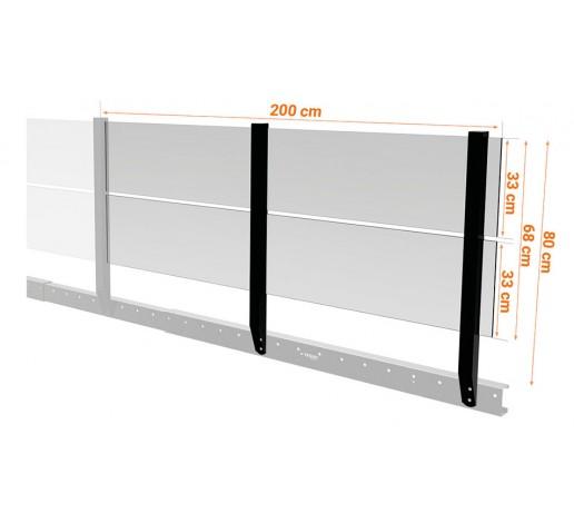 Panel Railing Extension
